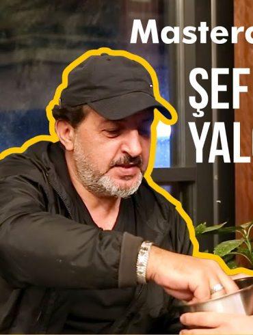 Masterchef Mehmet Yalçınkaya