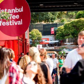 İstanbul Coffee Festival2020 Tepe Nautilusta