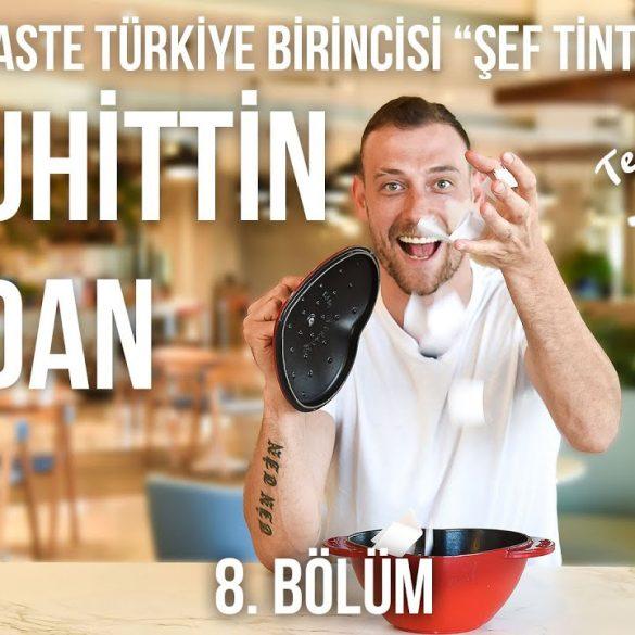 Şef Muhittin Fidan Tintin Şef Tenceredeki Sorular