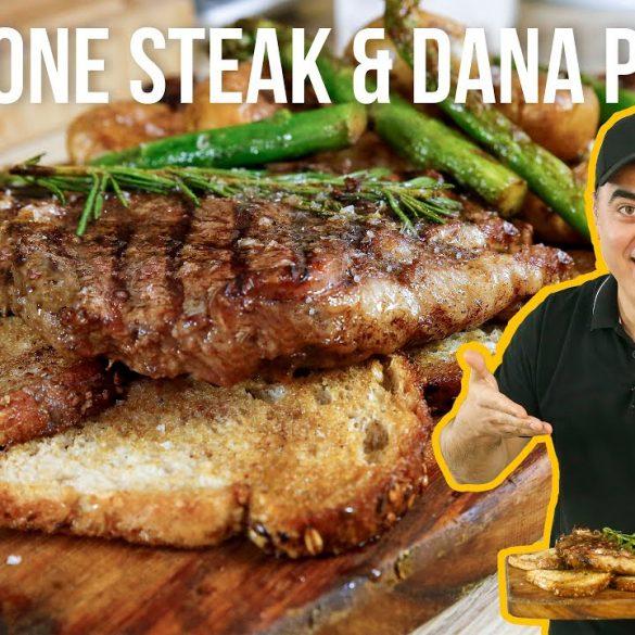 t bone steak ve dana pirzola şeflerden tarifler